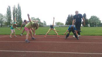 Start Sportabzeichen 2015